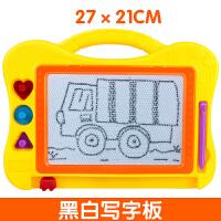 手写板 儿童 婴幼儿童加大号画板磁性写字板启蒙2-4-6岁女孩手写板磁性笔套装