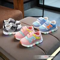 婴儿鞋童鞋一岁半女宝宝春秋单鞋1-3岁半网鞋小孩女童学步运动鞋2