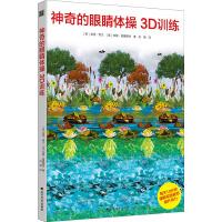 神奇的眼睛体操3D训练:改善视力的3D视觉游戏书