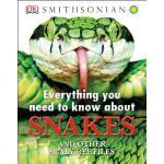 【预订】Everything You Need to Know about Snakes 9781465402462