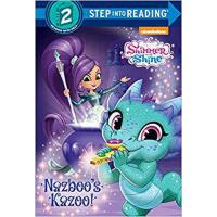 【预订】Nazboo's Kazoo! (Shimmer and Shine) 9780525648284