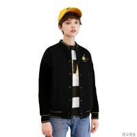2018秋冬新款韩版棒球服夹克棉衣女装外套短款时尚潮