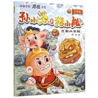 石从天降(注音版)/孙小圣和猪小能
