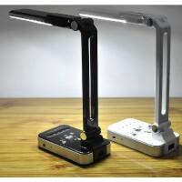 YG-3986充电护眼台灯折叠宿舍书桌大学生床头触摸小台灯