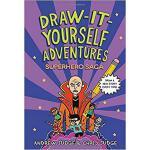 【预订】Draw-It-Yourself Adventures: Superhero Saga 97803164642