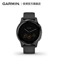 【开学季】Garmin佳明Active户外运动手表旗舰多功能Wifi智能心率跑步腕表