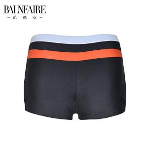 范德安性感男士游泳裤 平角五分裤运动裤沙滩大码泳裤