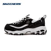 Skehers斯凯奇情侣鞋男女同款黑白熊猫鞋运动鞋休闲鞋