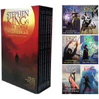 英文原版 Stephen King's the Dark Tower: The Gunslinger 黑暗塔:枪侠 6