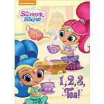 【预订】1, 2, 3, Tea! (Shimmer and Shine) 9781524717193