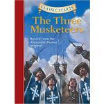 【预订】Classic Starts: Three Musketeers 9781402736957