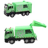 合金工程车环卫垃圾车油罐车洒水车儿童玩具车模型礼物