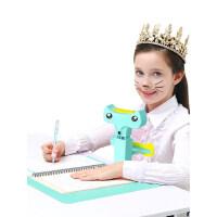 猫太子坐姿矫正器学生用儿童幼儿写字护眼支架下巴托写作业仪架纠正书写姿势视力保护器防小孩低头带来的近视