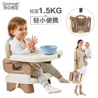 儿童餐桌椅多功能婴儿吃饭椅子可折叠座椅便携式宝宝餐椅