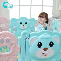 小孩爬行垫护栏婴儿围栏儿童室内家用宝宝学步游戏围栏栅栏