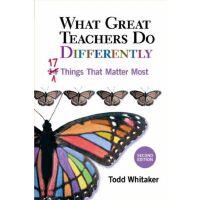 【预订】What Great Teachers Do Differently, 2nd Ed: 17 Things Th