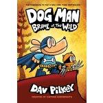 英文原版 神探狗狗冒险系列 6 Dog Man The Adventures of Dog Man Unleashed