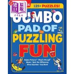 【中商海外直订】Jumbo Pad of Puzzling Fun
