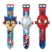 。奥特赛罗布儿童玩具手表卡通男孩女孩幼儿园投影电子表益智礼物
