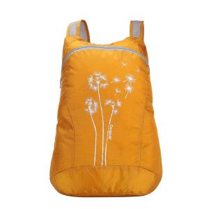 卡拉羊双肩包大容量户外背包皮肤包可折叠双肩包旅行包CX5575
