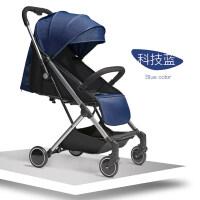 婴儿推车轻便折叠可坐可躺超轻小儿童宝宝小孩推车便携式bb车
