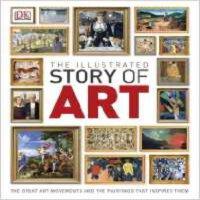 [现货]英文原版 The Story of Art 艺术的故事 插画设定收藏版