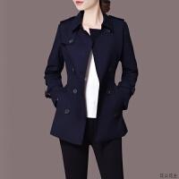 2018秋冬装新款小个子风衣女装潮短款时尚通勤休闲韩版修身外套