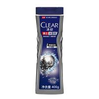 【每满100减50】清扬(CLEAR)沐浴露 男士平衡控油 净澈控油型400g
