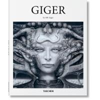 Giger 雕塑设计师 艺术绘画画册