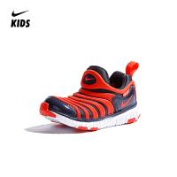 【到手价:349元】耐克nike童鞋19新款儿童经典毛毛虫跑步鞋NIKE DYNAMO FREE (PS)运动鞋 (5