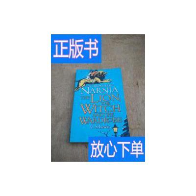 [二手旧书9成新]The Lion, the Witch and the Wardrobe[纳尼亚传 正版旧书,不附带光盘及任何附属品。
