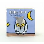 【预订】Little Owl Finger Puppet Book 9781452102214