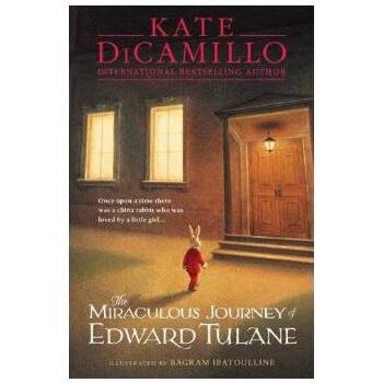 【英国版】包邮 进口原版 爱德华的奇妙之旅《来自星星的你》都教授枕边书The Miraculous Journey of Edward Tulane 国营进口,质量保证!