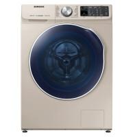 三星(SAMSUNG)9公斤洗烘一体机智能变频多维双驱泡泡净滚筒洗衣机WD90N64FOAQ/SC