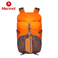 marmot/土拨鼠新款双肩背包超轻肩带20L户外徒步运动登山包 25310