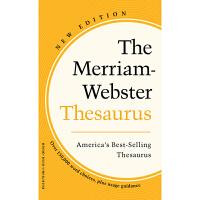 现货 韦氏同义词反义词典 韦小黄 英文原版 Merriam-Webster Dictionary of Synonyms