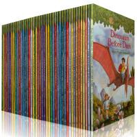 【预订合售】进口英文原版 Magic Tree House 神奇树屋系列1-55全套装合售 部分封皮换新 正版包邮!