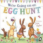 【预订】We're Going on an Egg Hunt (padded 纸板书 book) 9781681198