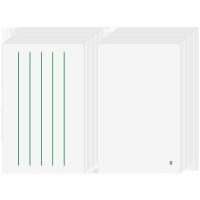 五线谱卡片 儿童学生音乐空白五线谱 卡片 空白卡纸 音乐符号卡片 【卡38】五线谱空白格 100张