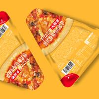 【专区满299-150】鸡肉味披萨100g*3