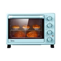 美的烤箱PT2531家用多功能烘焙电烤箱全自动迷你小型烘焙蛋糕正品