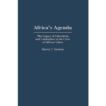 【预订】Africa's Agenda: The Legacy of Liberalism and Colonialism in the Crisis of African Values 预订商品,需要1-3个月发货,非质量问题不接受退换货。