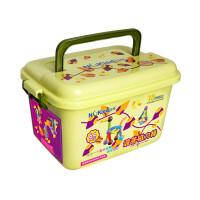 磁力棒儿童玩具大颗粒拼装创意磁性吸铁石积木玩具3-6岁