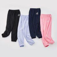 【抢购价:29元】巴布豆儿童防蚊裤薄款夏季男童灯笼裤