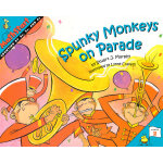 Spunky Monkeys on Parade (Math Start) 数学启蒙:神奇猴的游行 ISBN 9780064467278