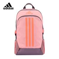 adidas阿迪达斯女生双肩包青少年大容量时尚可爱学生旅行书包FK3484