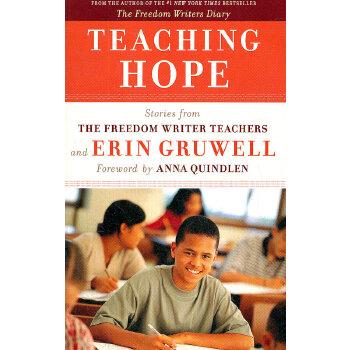 TEACHING HOPE(ISBN=9780767931724) 英文原版