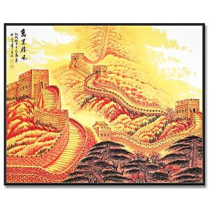中国美术家协会会员 王大为 《万里雄风》