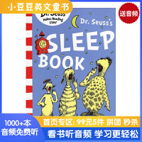 Dr. Seuss's Sleep Book 苏斯博士的睡眠书[4-8岁]