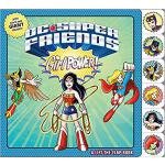 【预订】DC Super Friends: Girl Power!: A Lift-The-Flap Book 978